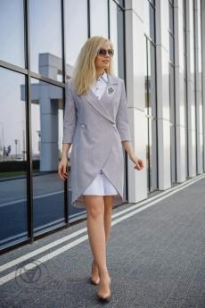 Жакет+блузка